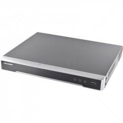 8 Channel NVR 80Mbps with No PoE - Alarm I/Os