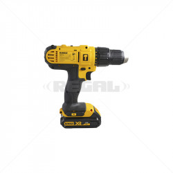 DeWalt Hammer Drill Driver Kit 18VDC XR Li-ion Incl 100pc Dril bit set