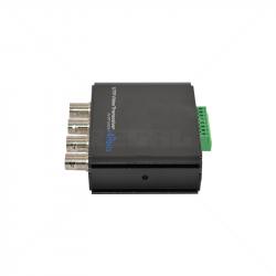 Balun 4 Channel Passive Hub UTP - HD-TVI/CVI/AHD and AV