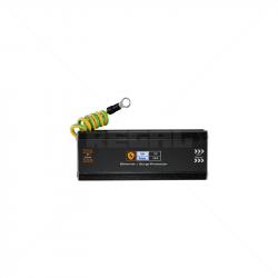 UTEPO Single Channel Gigabit Surge Protector 10/100/1000Mbps + PoE