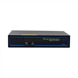 UTEPO 4 Port 10/100 PoE + 2  10/100 TP Uplink Switch
