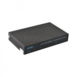 PLANET 5 Port Gigabit + 1 Gb SFP Uplink Switch