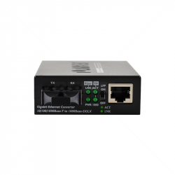 PLANET 1000Base-T to 1000Base-SX Media Converter (SC MM) -220/550m