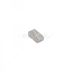 Connector - CAT6 Shielded RJ45 connectors for Indoor STP Cable Only
