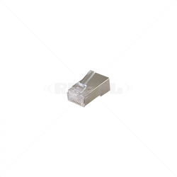 Connector - CAT5 Shielded RJ45 connectors for STP Cable