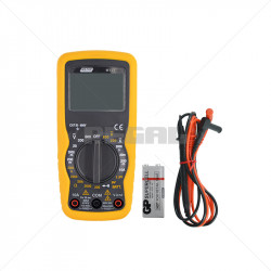 Multimeter - MT21 Large LCD