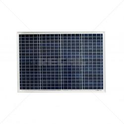 Solar Panel 40W Polycrystalline 18.2V 465x670x25mm - Excl Regulator