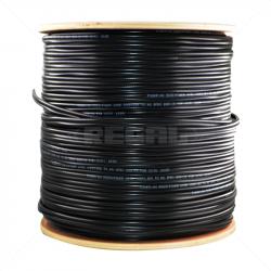 RG59 + Power - Black / 300m