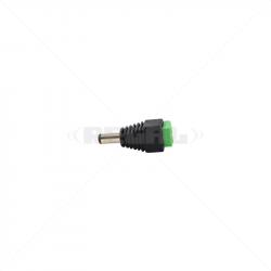 DC Plug incl Terminal Connector Block - Male