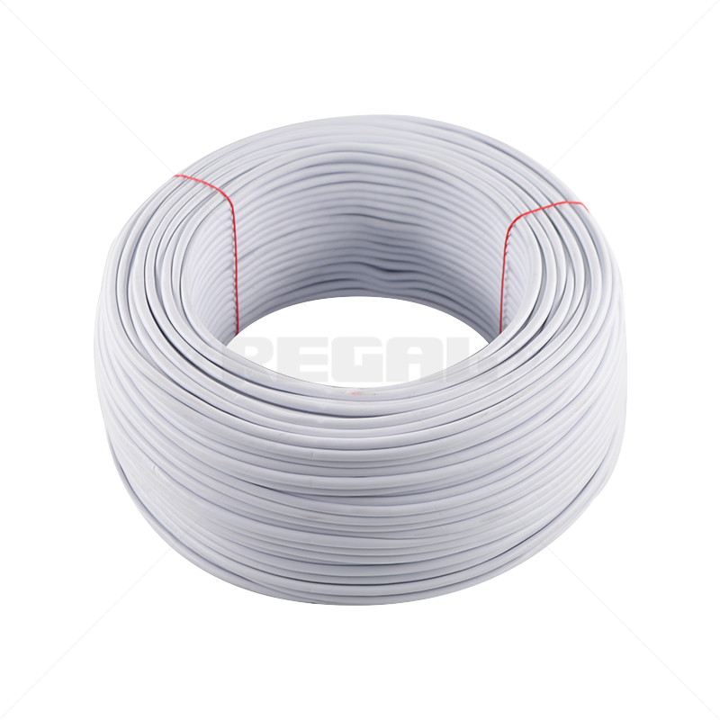 Comms - 6 Core White / 100m