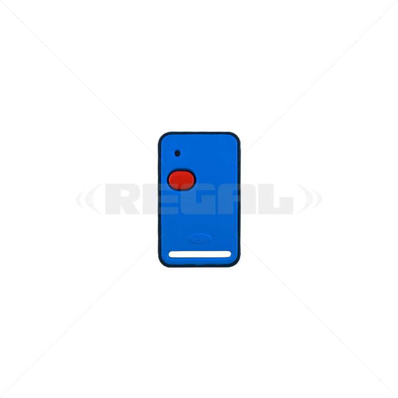 ET Tx 1 Button - Blu-Mix Rolling Code (434)