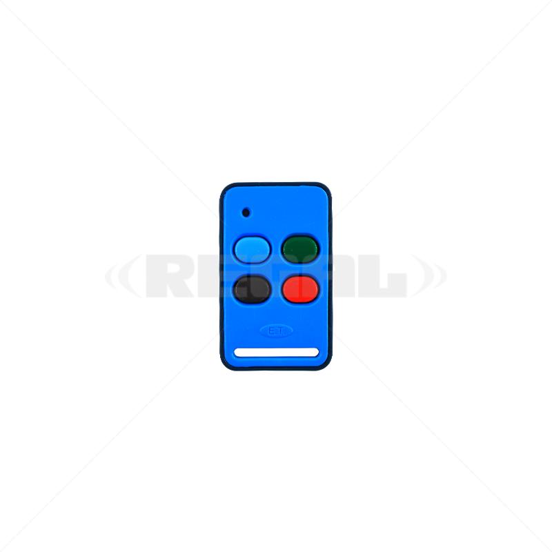ET Tx 4 Button - Blu-Mix Rolling Code (434)