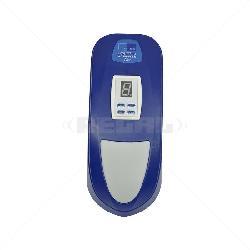 DC Blue Advanced PICO 2.2MTip-Up KIT incl 2xTx4 and 24V Battery