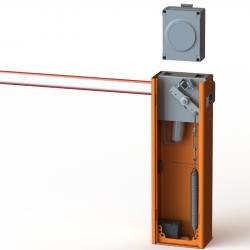 ET NICE Traffic Barrier WIDE L 6m Kit Inc Pole Kit