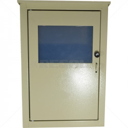 ENCLOSURE - Steel Box Wizord 460X305X230