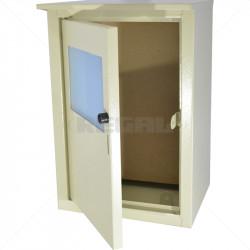ENCLOSURE - Steel Box Wizord 460X305X230