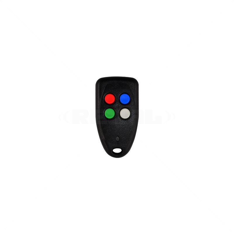 Sherlo Tx 4Button Code Hopping Key Ring TX4