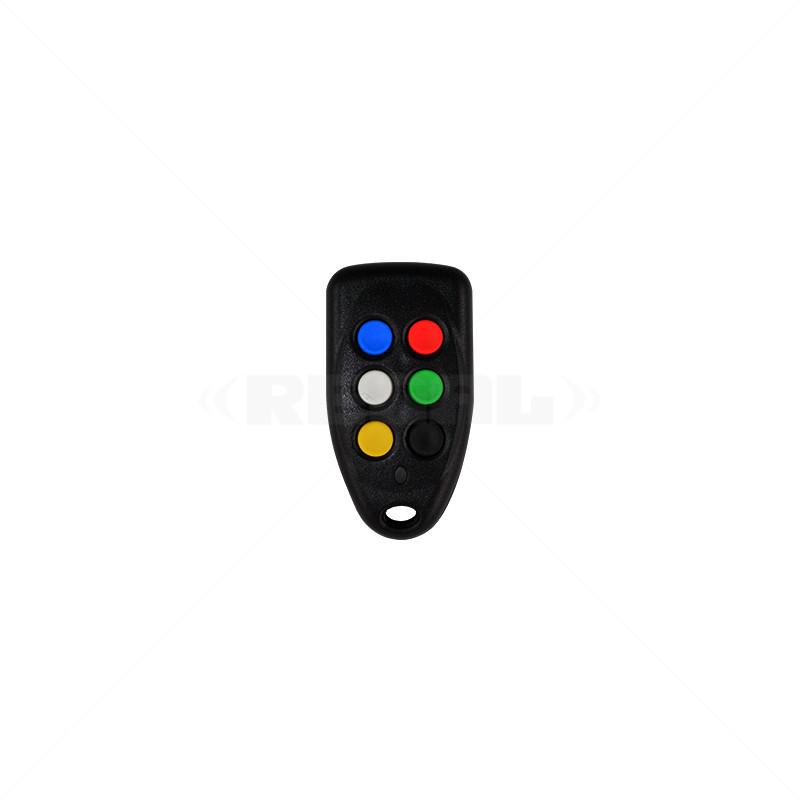 Sherlo Tx 6 Button Code Hopping Key Ring TX6