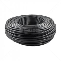 Cabtyre - 1.5mm 3 Core Black / 100m