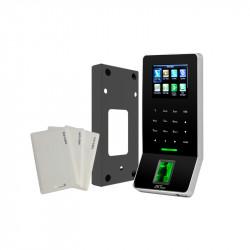 ZKTeco F22 Black SilkID Biometric Reader Box ID Card Kit