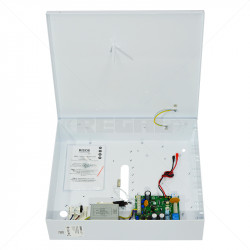 LightSYS and ProSYS Supervised 3A PSU 2 Output in Metal box with Txfmr