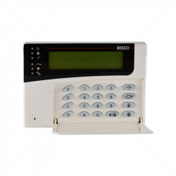 ProSYS LCD Keypad with icons