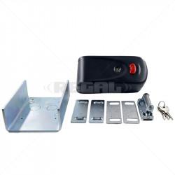 CISA Electric Swing Gate Lock with Button Elettrika 2000Kg 12VAC