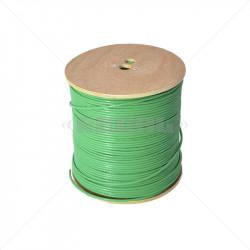Cable - CAT6E U/UTP BC/500m - GREEN (Solid)