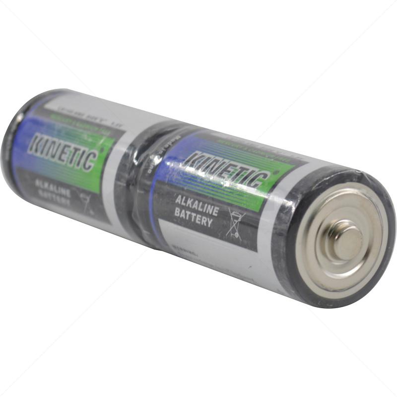 BATT - KINETIC Alkaline Size C Medium 1.5V 2 PACK (For RoboGuard)