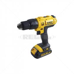 DeWalt Hammer Drill Driver Kit 18VDC XR Li-ion Batteries x 2