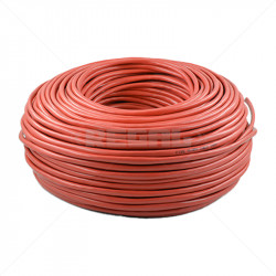 Fire Cable - 2 Pair 0.8mm / 100m FR20