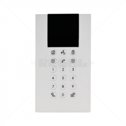 ProSYS Plus and LightSYS Panda Wired Keypad without Prox
