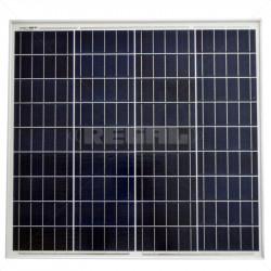 Solar Panel 60W Polycrystalline 18.2V 630x670x30mm - Excl Regulator