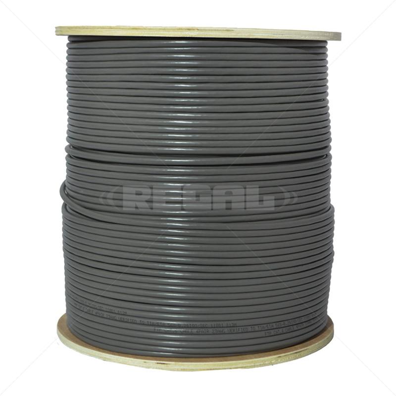 Cable - CAT6 CCA Shielded Flex / 500m