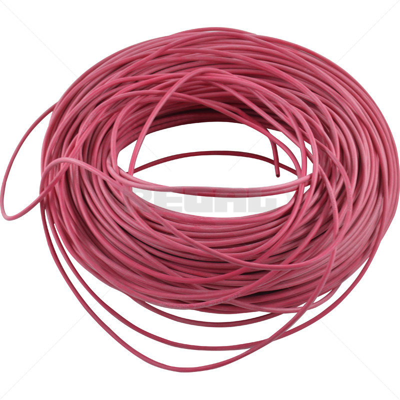 Cable Silicon 1.5mm Red / 100m - Ground Loop