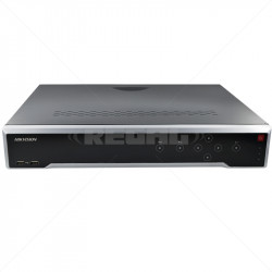 16 Channel NVR 160Mbps with 16 PoE - 4 SATA Bays incl 3TB HDD