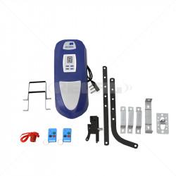 DC Blue Advanced 24V DC Tip/up Incl  2 x TX4 + Battery