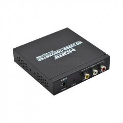 Converter  - CCTV AV to VGA and HDMI