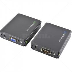 VGA Extender Kit up to 80m on UTP + Audio