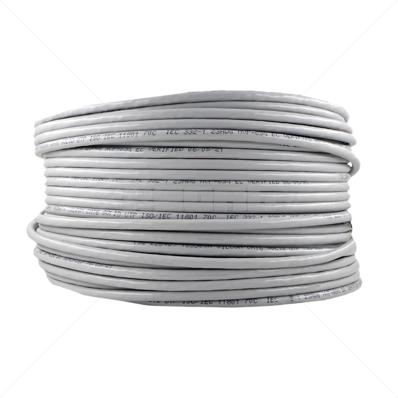 Cable - CAT6E UTP BC 100m