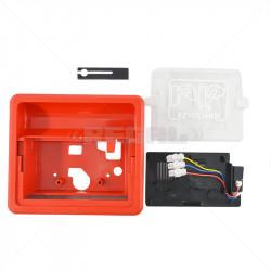 Keyguard Incl Switch - Red - DM796