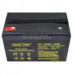 Securi-Prod 12V - 100Ah...