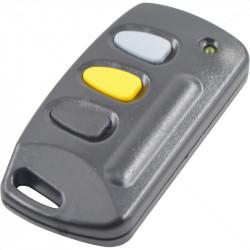 MTQ Gemini 3 Button Tx Code Hop 433Mhz