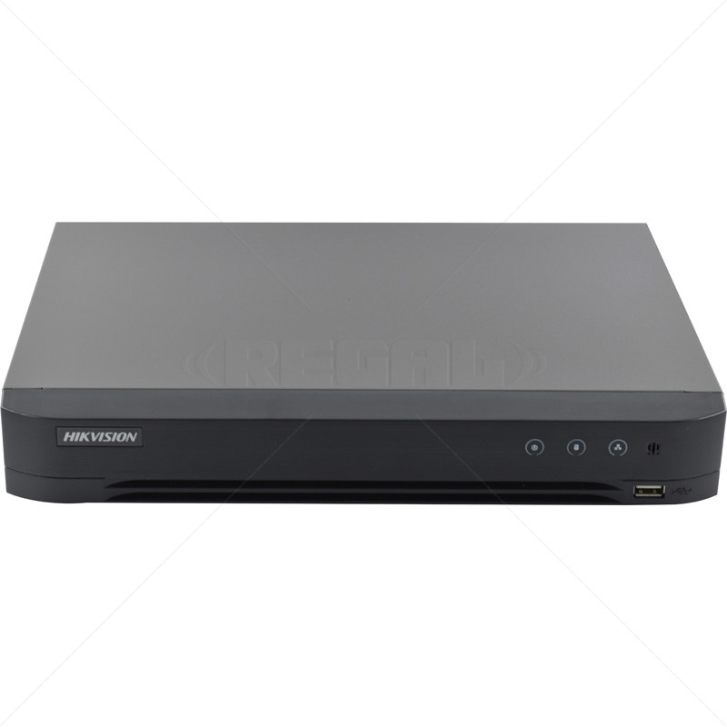 8 Channel HD-TVI DVR with Alarm I/Os and CVBS