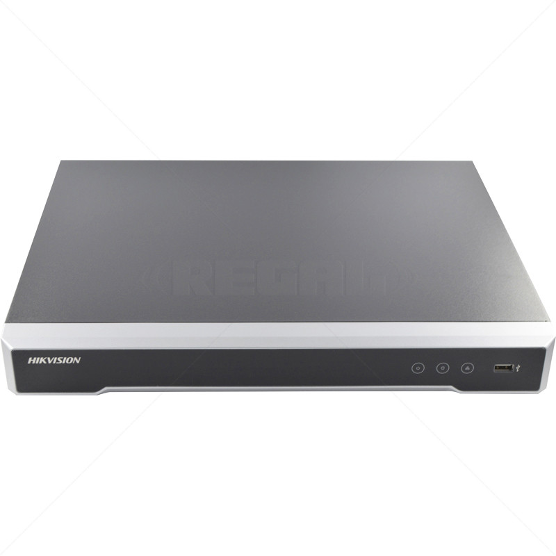 16 Channel NVR 160Mbps with No PoE - 2 SATA Bays