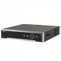 32 Channel NVR 256Mbps with 16 PoE - Alarm I/Os incl 3TB HDD