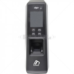 Virdi AC2200HSC Fingerprint Reader High Capacity IP65 Mifare LCD BT