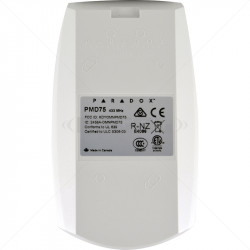 PIR - Paradox PMD75 Wireless Digital Pet 40kg PA-3704