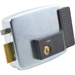 CISA Electric Rim Gate Lock Inward Open LHS no Push Button 12VAC