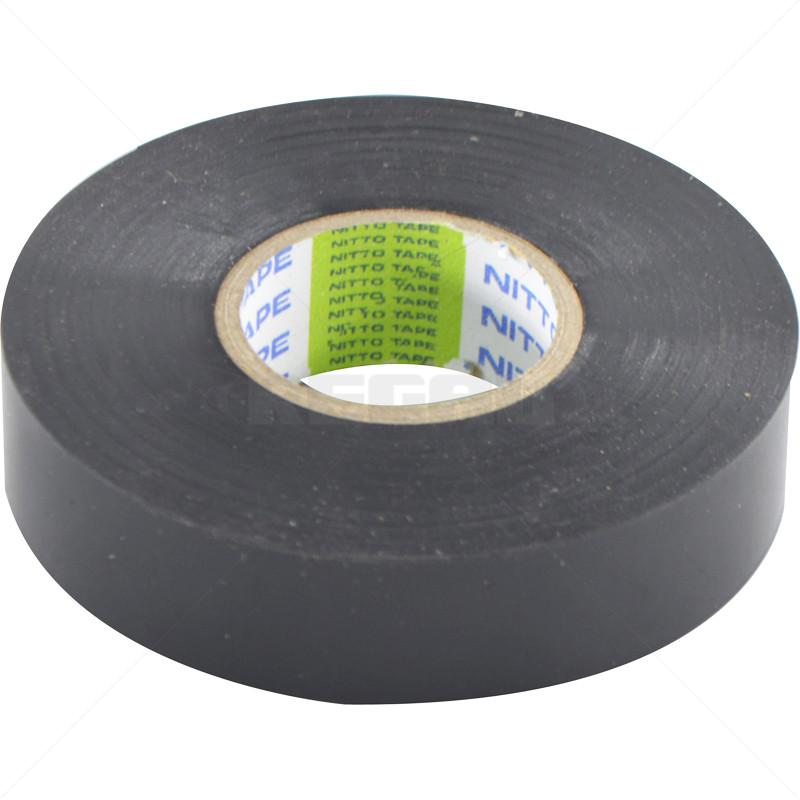 Tape - Insulation 20m x 18mm Nitto Black